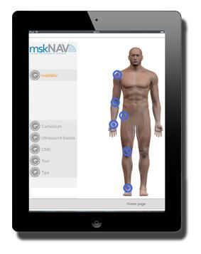 msk training ipad